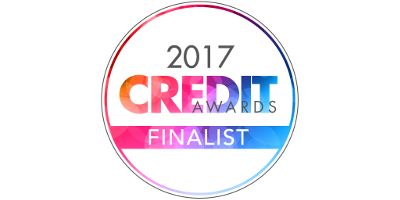 credit awards finalist