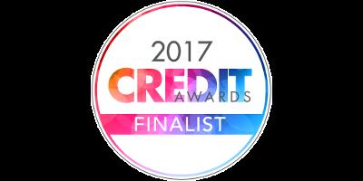 credit awards finalist